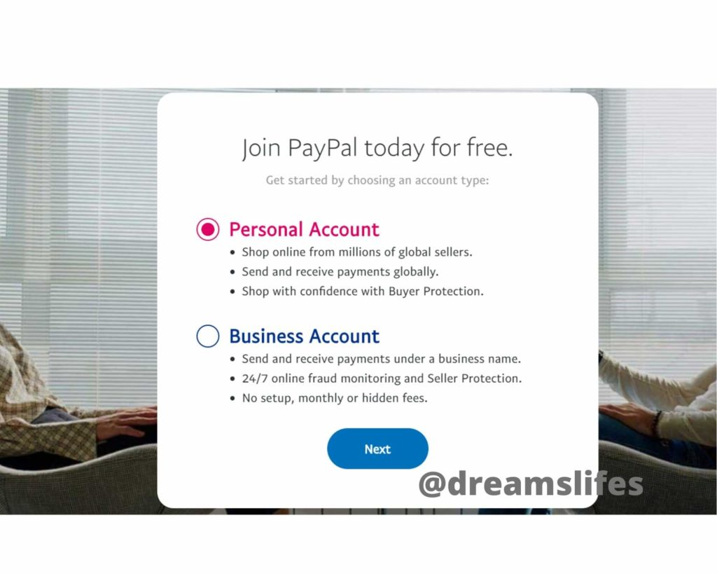 registerpaypalaccount